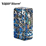 Electronic Cigarette Vapor Storm Subverter 200W Box TC MOD Big Power eCig No e Liquido, No Nicotina (Punk)