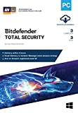 #2: BitDefender Total Security Latest Version (Windows) - 3 User, 3 Years (Email Delivery in 2 hours - No CD)