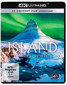 Island 4K - Die magische Insel (4K Ultra HD) [Blu-ray]