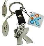 Schutzengel Schlüsselanhänger Buchstabe K