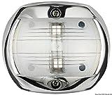 Osculati 11.406.04 - Compact 12 Navigationslicht AISI316/Hecklicht weiß