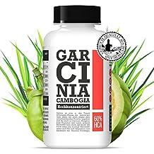 nutree® GC Garcinia Cambogia 60% HCA Cápsulas Vegan | 90 Cápsulas