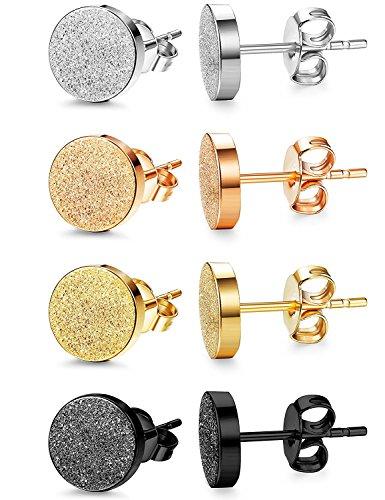075b2b429fbd pendientes de oro para hombre baratos online - Buscar para comprar ...