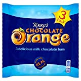 Terry's Chocolate Orange Bars 3 Pack 105g