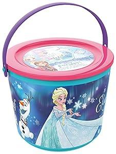 Smoby40316- Cubo de Actividades Creativas de Frozen