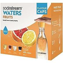 Sodastream fruta Caps 4 por paquete