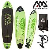AQUA MARINA, BREEZE, Paddle Board-SET`s, SUP, 300x75x10 cm