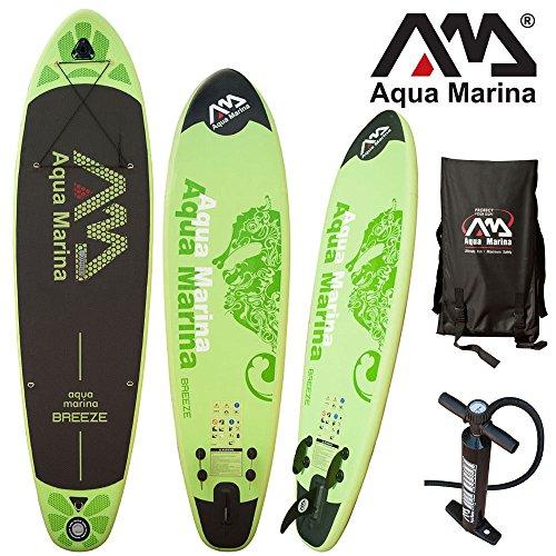 Aqua Marina Breeze SUP im Test und Preis-Leistungsverhältnis
