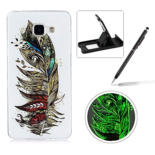 for-samsung-galaxy-a310-silicone-caseherzzer-creative-unique-stylish-retro-feather-drawing-pattern-n