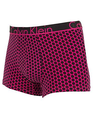Calvin Klein Herren Badehose Mehrfarbig (Atom Print Amora)