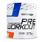 Bodylab24 Concentrated Pre Workout, Green Apple, 0.375 g