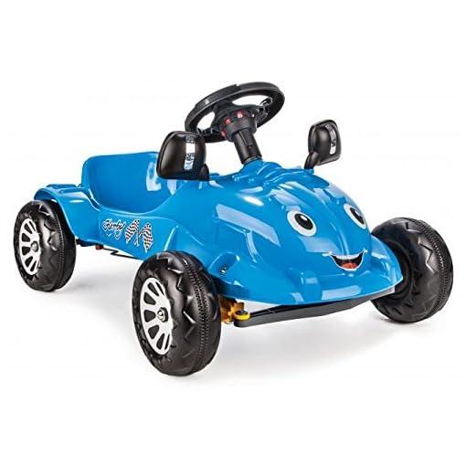 Siva-07302-Tretfahrzeug-Herby-Car-blau
