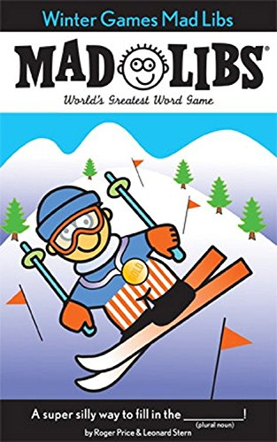 Winter Games Mad Libs (Mad Libs (Unnumbered Paperback)) [Idioma Inglés]