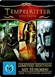 Tempelritter Edition - Metal-Pack [Limited Edition mit 10 Filmen] [4 DVDs] [Collector's Edition]