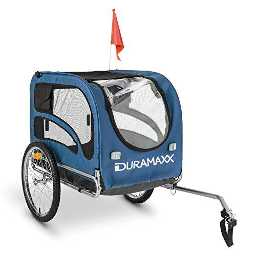 DURAMAXX • King Rex • Fahrradanhänger • Hundeanhänger •...