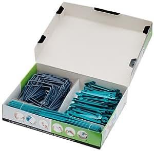 Jalema 5721000 Kit d'archive avec JalemaClipex étiquettes d'indexation des dossiers boîte de 100 pièces