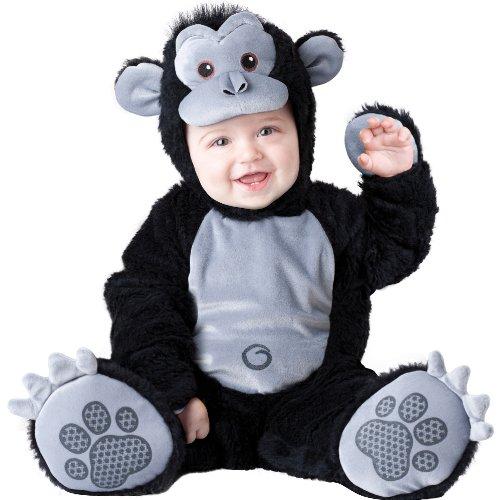 Gorilla Kostüm Kleinkind - Kleinkinder Kleinkinder Goofy Gorilla Kostüm