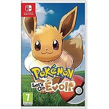 Pokemon : Let'S Go - Evoli (Nintendo Switch)