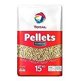 Total Premium Madera pellets Saco de 15kg