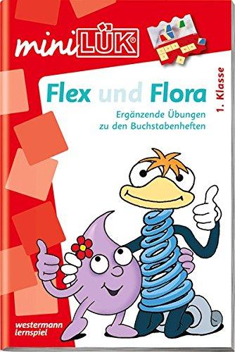Preisvergleich Produktbild miniLÜK / Deutsch: miniLÜK: Flex und Flora: Ergänzende Übungen zur Fibel