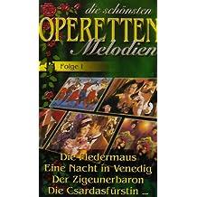 Die Schnsten Operetten-Melodien