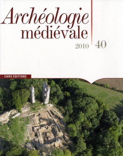 Archéologie médiévale 40