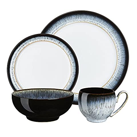 Denby Halo Tableware Boxed Set, 16 Pieces