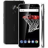 """Ulefone S8 Pro 4G Smartphone Débloqué(5.3"""" HD - 13/5MP Deux Caméras Arrière 5MP Caméra Frontale - 2 Go RAM 16 Go ROM - Android 7.0 MT6737 Quad-core - Empreintes Digitales - 3000 mAh Batterie - Dual SIM )Noir"""
