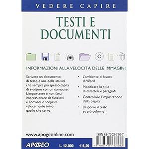 Testi e documenti