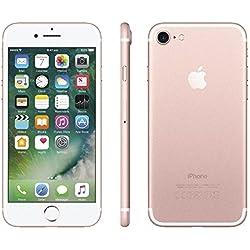 APPLE IPHONE 7 32GB ROSE GOLD RICONDIZIONATO GRADE A+++ CERTIFICATO E GARANTITO 1 ANNO