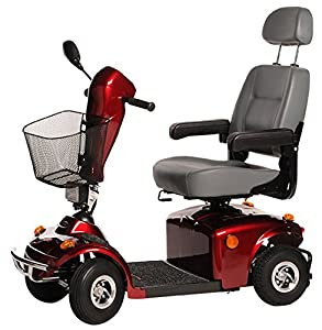 FreeRider Mayfair 4 Extra Mobility Scooter