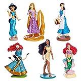 Offizielle Disney Prinzessin Outfits Active 6 Figur Spielset