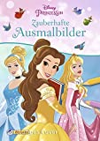 VE 5 Disney Prinzessin: Zauberhafte Ausmalbilder