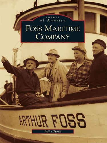 foss-maritime-company-images-of-america-english-edition