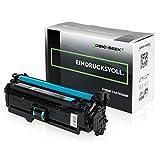 Original Logic-Seek Green Toner kompatibel zu HP CE251A Color Laserjet CM3530 CP3525 Series