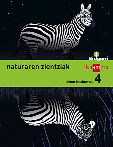 Natura zientziak. Lehen Hezkuntza 4. Bizigarri - 9788498553604