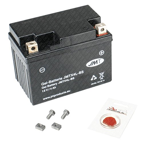 Preisvergleich Produktbild Gel-Batterie Honda SA 50 Vision, 1991-1995 (Typ AF29), wartungsfrei