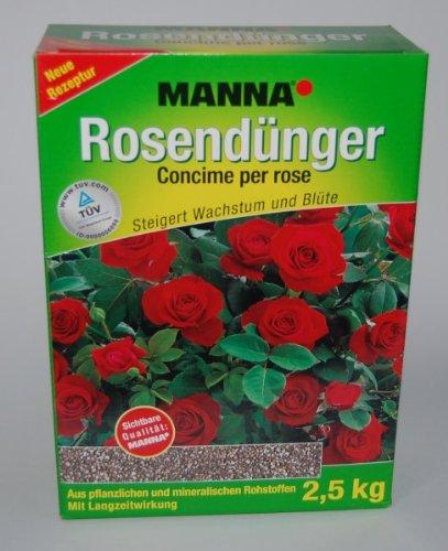 Manna Rosendünger 2,5 kg