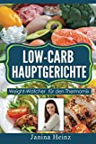Low-Carb Hauptgerichte: Weight-Watchers für den Thermomix