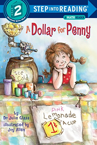 A Dollar for Penny (Step into Reading + Math. Step 1 Book.)