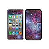 Graphics and More Protective Skin Sticker Case for iPhone 3G 3GS - Non-Retail Packaging - Fox Fur Nebula - Galaxy Space