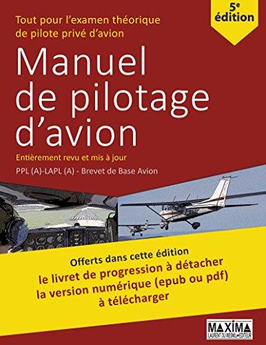 Le Manuel de Pilotage d'Avion - 5e édition