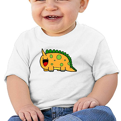 kking-cartoon-cute-dinosaur-baby-boys-girls-unisex-t-shirt-white-24-months