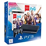 PlayStation 3 - Konsole 12 GB (inkl. DualShock 3 Wireless Controller + SingStar Ultimate Party)