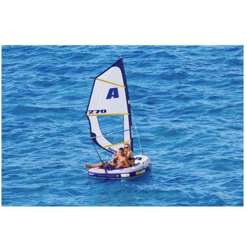 Aquaglide Schlauchboot/Aufblasbares Kajak für bis zu 3 Personen im Test - 4
