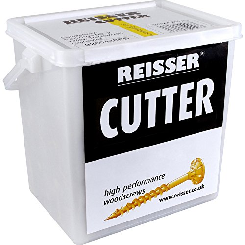 Reisser Cutter Pozi Vis Tub 5,0 x 90 mm