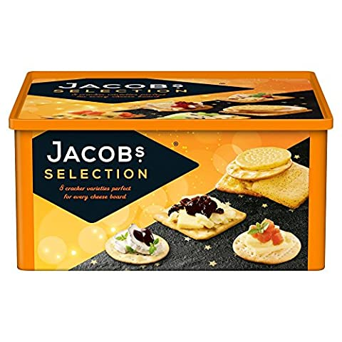 Jacob's Biscuits For Cheese, 900