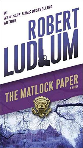 [(The Matlock Paper)] [By (author) Robert Ludlum] published on (February, 2015)