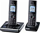 Panasonic KX-TG8562 Twin Corldess DECT Telephone set with Baby Monitor / Advanced Alarm Clock / Colour screen and Answer Machine