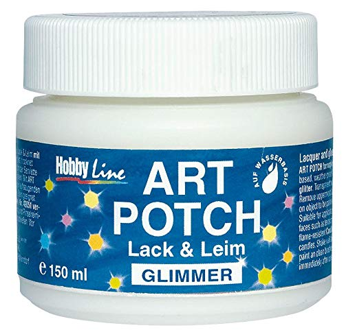 "Art Potch Serviettenlack ""Glimmer"", 150 ml"